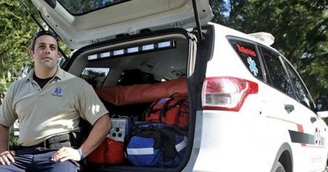 Hiring Paramedics for G4S Boca Raton