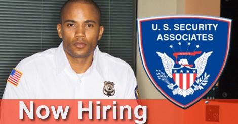 U.S. Security Associates Seeking Armed Security Officer Palm Beach & Broward