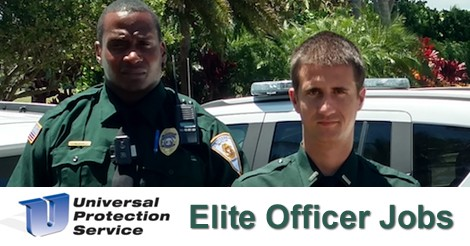 Security Job Alert: Elite Protection Armed Security Officers in Palm Beach
