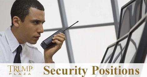 Trump Plaza Palm Beach Security Jobs