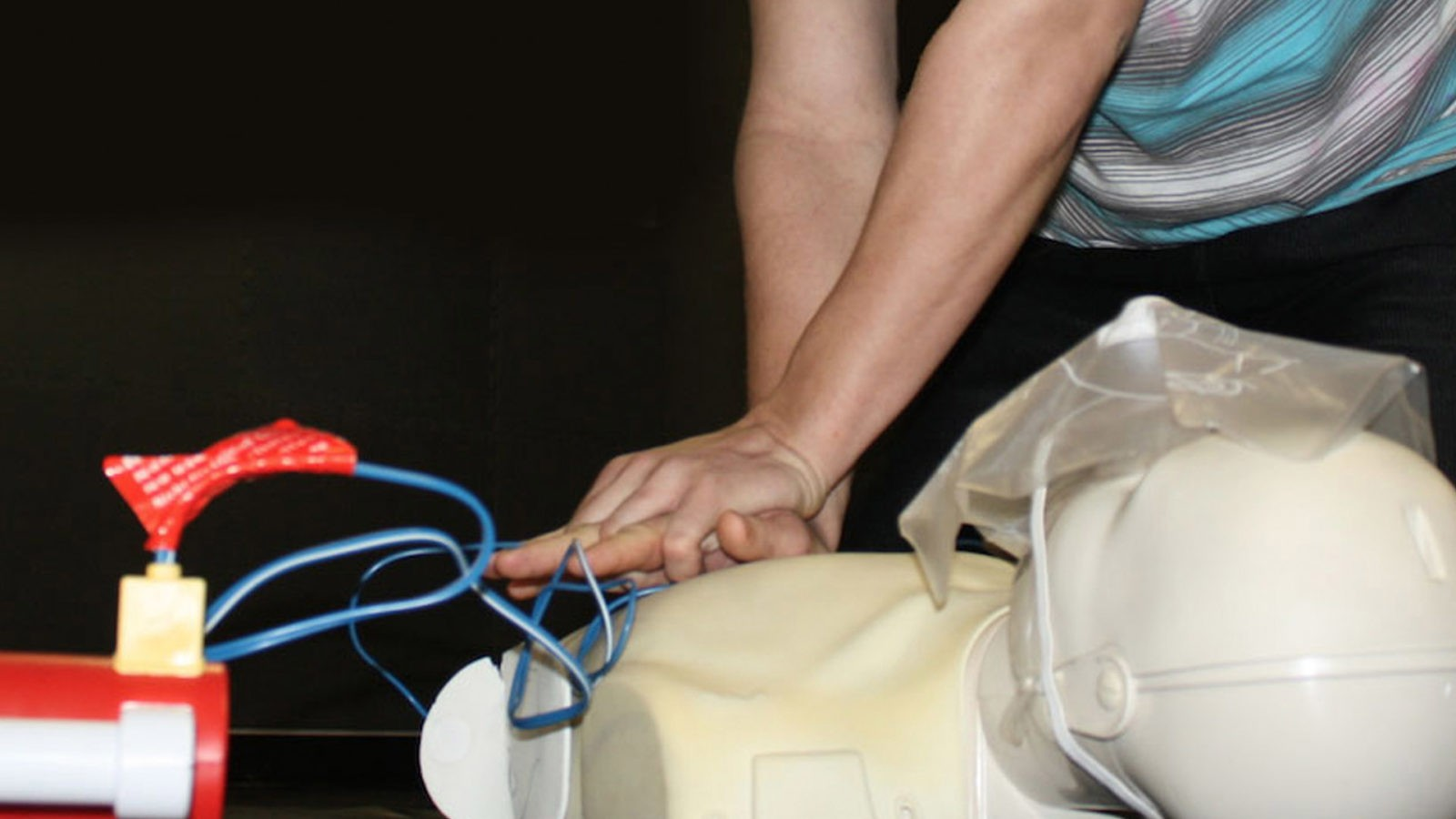 Heartsaver First Aid, CPR & AED Training