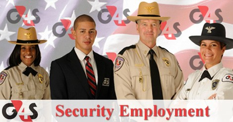 G4S West Palm Beach Security Job Opportunities