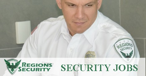 Security Job Alert: Regions Security Services is Hiring Security Officers