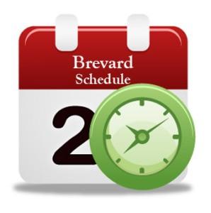 BrevardSchedule Button