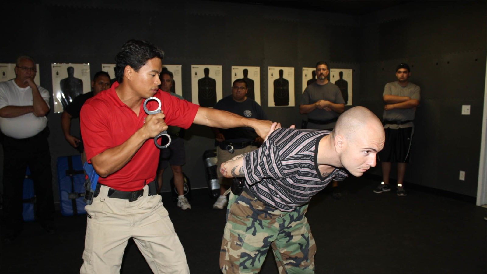 Alternative Self Defense & Non-Lethal Control Methods Training