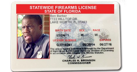 "STATEWIDE FIREARMS CLASS ""G"" LICENSE CARDS CHANGES"