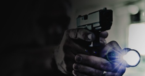 Armed Security Training-Low Light Shooting