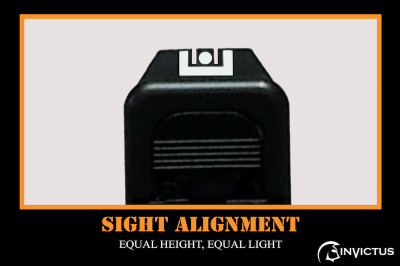 Armed Security Training-Sight Alignment