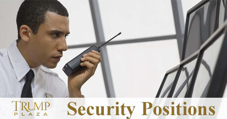 Trump Plaza Palm Beach Security Jobs