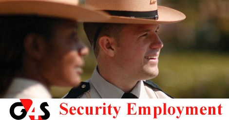 Security Job Alert: Security Jobs G4S Miami
