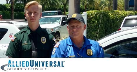 Security Job Alert: Allied Universal Security Jobs Florida