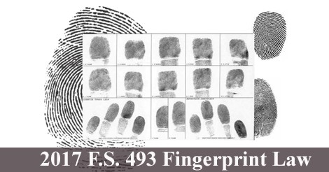 Industry Update: 2017 New Fingerprint and Retention Fee Law 493.6113 (3)