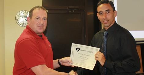 Hiring: Security & Firearms Instructors Florida