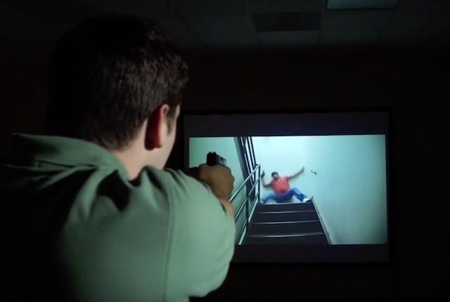 Firearms Simulator Training
